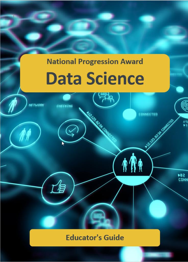 NPA Data Science - image of Educator's Guide