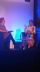 Dr Sue Black #techmums interviews Martha Lane-Fox
