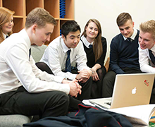 SQA Futures image of students