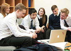SQA Futures blog image of students